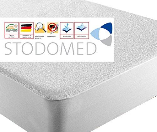 stodomed matratzenauflage 90 100 200 cm n sseschutz pu wasserdicht matratzenauflage. Black Bedroom Furniture Sets. Home Design Ideas