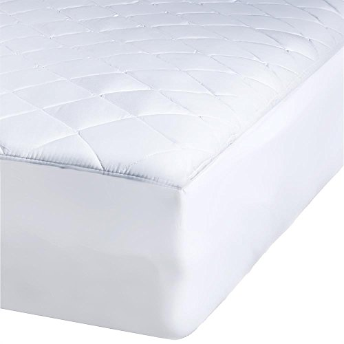 matratzen bett schoner 120 200 kochfest atmungsaktives unterbett microfaser polyester. Black Bedroom Furniture Sets. Home Design Ideas