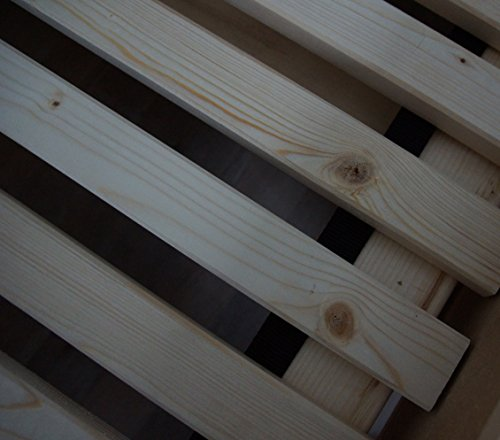 holztech naturprodukt fsc 28 leisten bis 250kg in der gr e 140 x 190 cm rollrost lattenrost. Black Bedroom Furniture Sets. Home Design Ideas