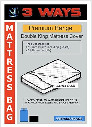 hochwertige strapazierf hige matratzentasche king size ideal f r umz ge und die aufbewahrung. Black Bedroom Furniture Sets. Home Design Ideas